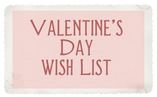 ValentinesDayWishList